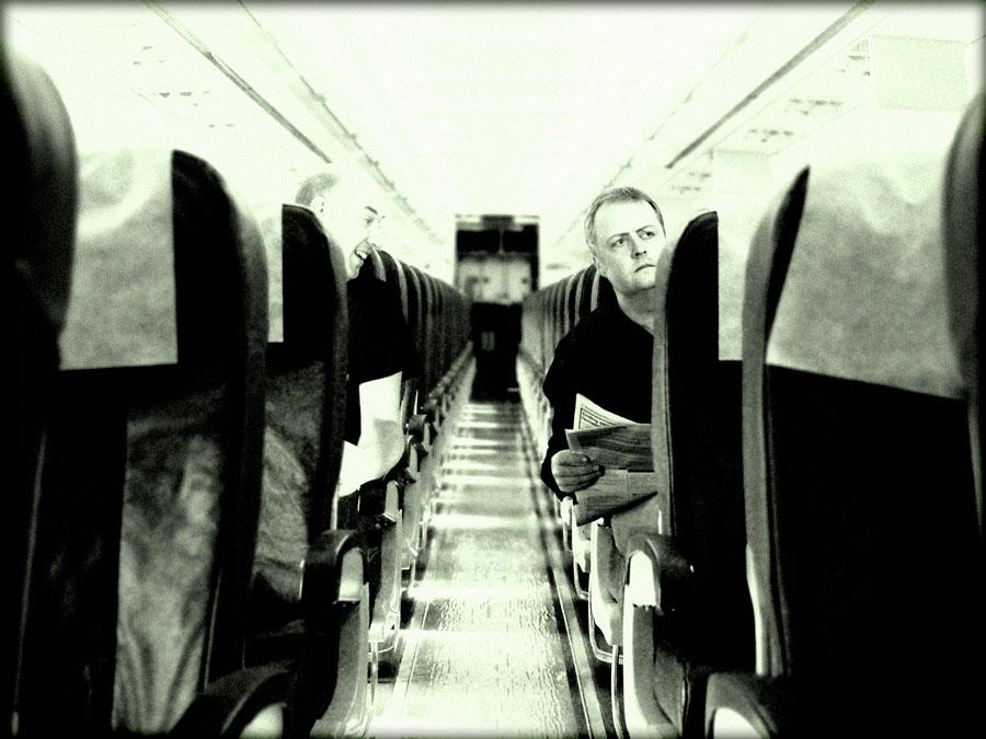 Simon Thoumire + Dave Milligan : Album cover