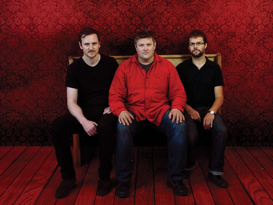 Tom Bancroft's Trio Red : Album/Poster Artwork