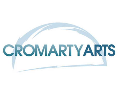 Cromarty Arts Trust: Cromarty Arts logo design