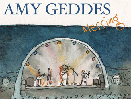 Amy Geddes: 'Messing'  album artwork