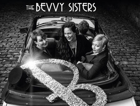 The Bevvy Sisters: 'Plan B'  album artwork + poster