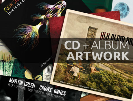 Selection of CD Artwork
