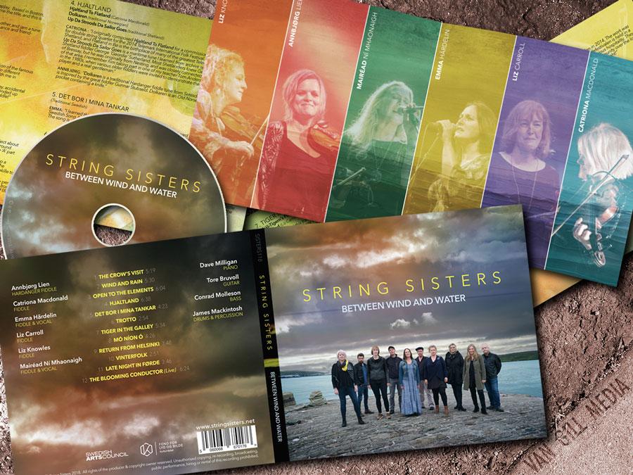String Sisters – Album Artwork