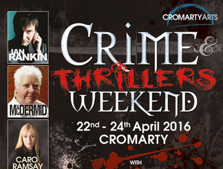 C.A.T. 'Crime & Thrillers Weekend' Posters and flyers