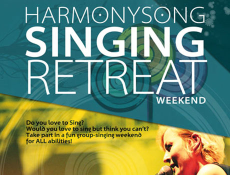 Harmonysong: Brochure design