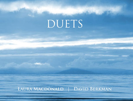 Laura Macdonald/David Berkman: 'Duets' album artwork