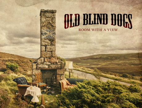 Old Blind Dogs: 'Room With A View' Album Artwork