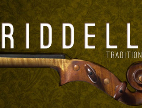 Riddell Fiddles: Website imagery and branding