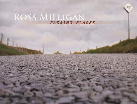 Ross Milligan: 'Passing Places' album artwork