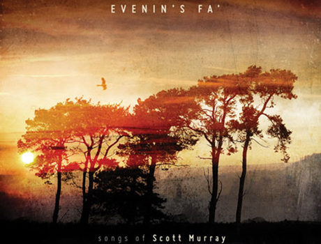 Scott Murray: 'Evenin's Fa'' album artwork