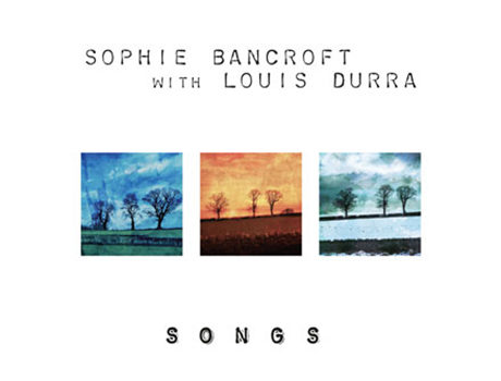 Sophie Bancroft:' Songs' album artwork