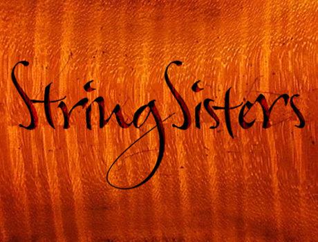 String Sisters: logo design
