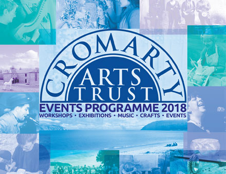 Cromarty Arts Trust: Events Programme 2018
