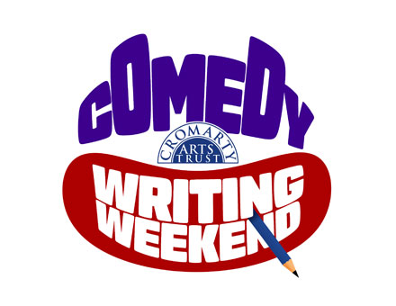 Cromarty Arts Trust: Comedy Writing Weekend Logo