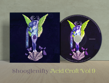 Shooglenifty: Acid Croft Vol 9