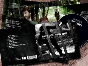 Martin Green: Crows' Bones