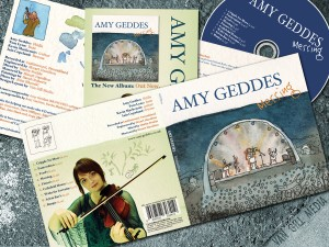 Amy Geddes: Messing