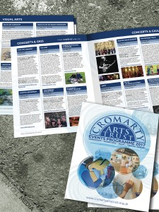 Cromarty Arts Trust - 2017 events brochure